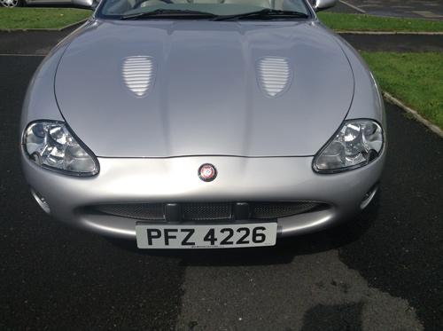 Jaguar XKR For Sale 5