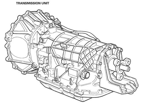 jaguar xk8  x100  zf 5hp gearbox transmission