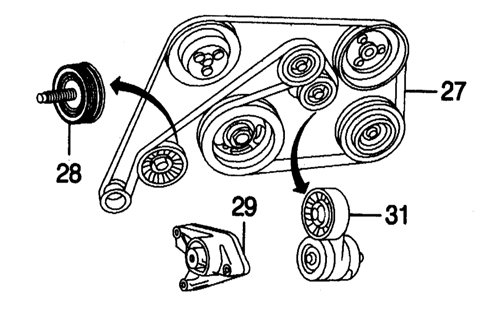 X100  Drive Belt Systems