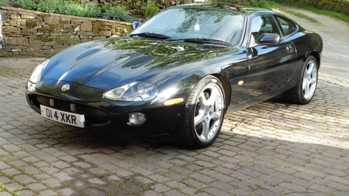 Impressive Jaguar Xkr Coupe 4 2l 2004 For 12 500