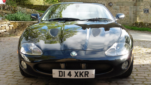 Jaguar XK8 and XKR Parts and Accessories | Independent