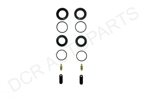 xkr xk8 x100 brembo brake caliper seal service kit front