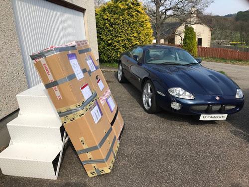 Jaguar XK8 and XKR Parts and Accessories | Independent Jaguar XK8